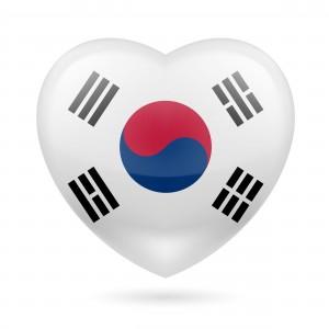 韓国コスメでスキンケア