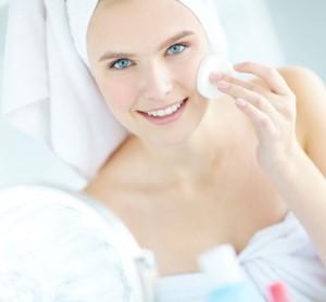 化粧水の正しいつけ方